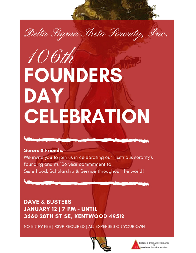 Delta Sigma Theta Founders Day
