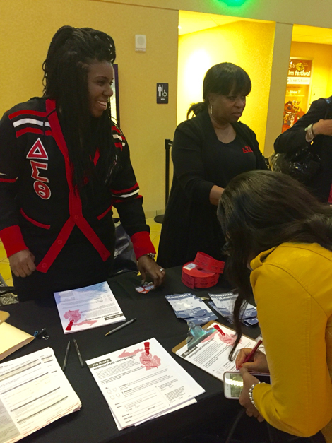 Grand Rapids Alumni Chapter of Delta Sigma Theta Sorority Programs